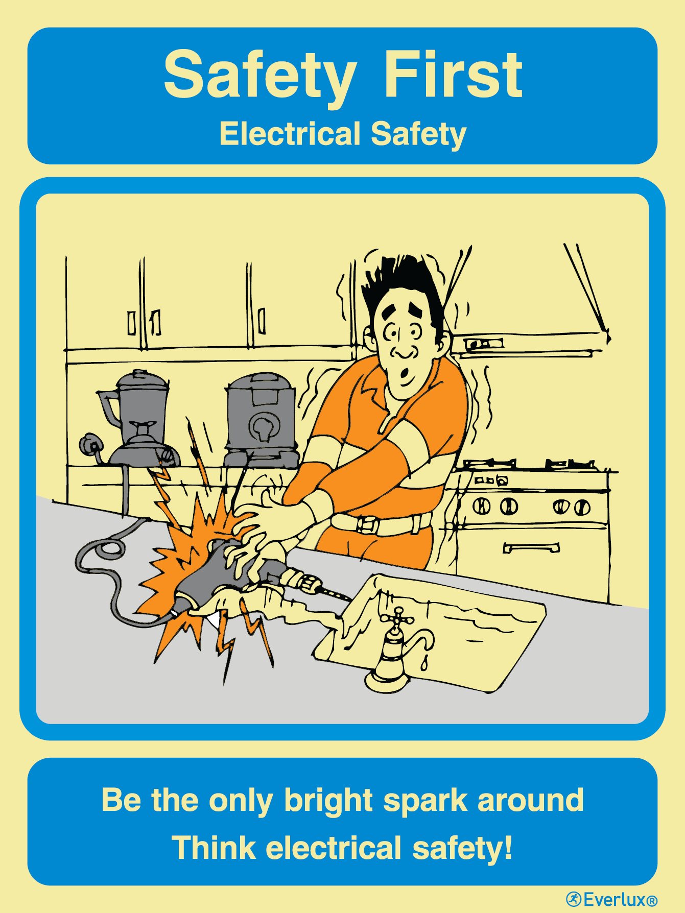 General Safety Awareness Notices Product Range Everlux