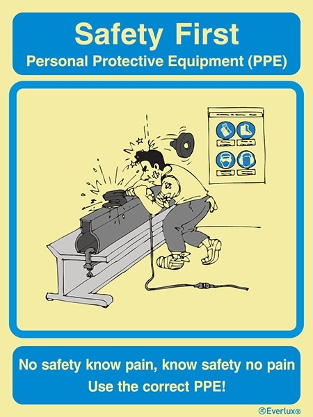 general safety awareness notices - product range